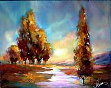2010 A River Runs Through it 1 painting