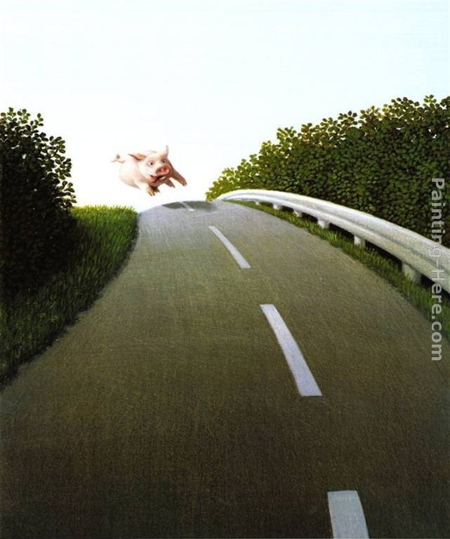 2011 Highway Pig by Michael Sowa