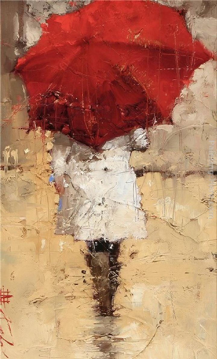 2011 Red umbrella ii