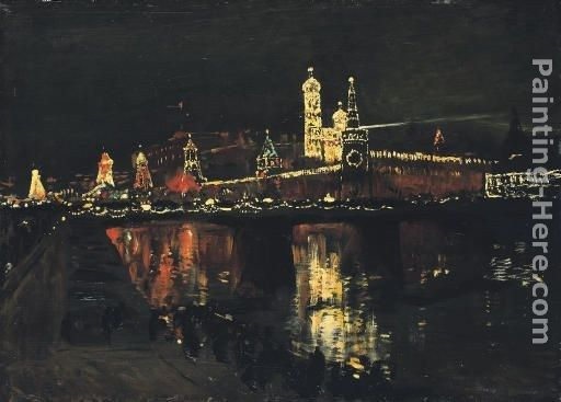 2011 The Illumination of the Kremlin