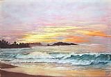2011 Sound of sunrise painting
