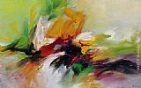 2011 Summer Landscape 01 painting
