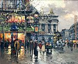 2012 Antoine Blanchard Appraisals painting