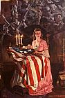 2012 H.L. Taylor Tax Consultant Calendar 1945 painting
