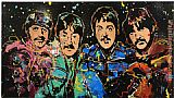 2012 photo beatles painting
