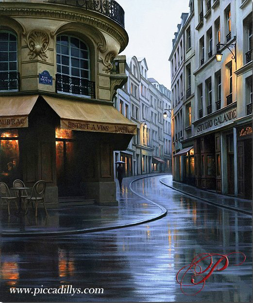 Alexei Butirskiy I Love Paris