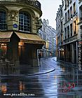 Alexei Butirskiy I Love Paris painting