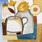 Alfred Gockel Cup of Flower I painting