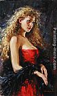 Andrew Atroshenko Fascinate painting