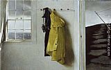 Andrew Wyeth Squall painting