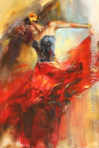 Anna Razumovskaya She Dances In Beauty 1