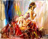 Anna Razumovskaya Praying For Love painting