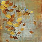 Asia Jensen Gingko Branch I painting