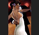 Bill Brauer First Formal painting