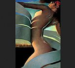 Bill Brauer Salome painting