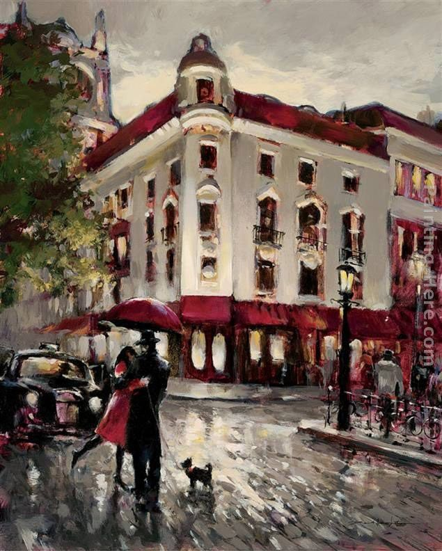 Brent Heighton Welcome Embrace