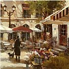 Brent Heighton Floral Promenade painting