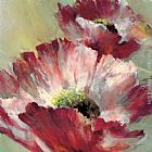 Brent Heighton Lush Poppy painting