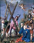 Caravaggio Crucifixion of St. Andrew painting