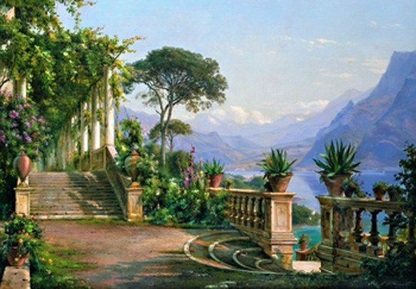 Carl Fredrik Aagard lodge on lake como 2