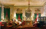 april in paris Framed Prints - Salon of Princess Mathilde Bonaparte Rue de Courcelles, Paris