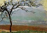 Claude Monet Landscape at Giverny painting