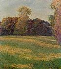 Claude Monet Meadow in the Sun painting