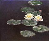 Claude Monet Nympheas Waterlilies painting