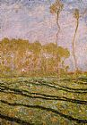 Claude Monet Springtime Landscape at Giverny painting