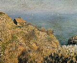 Claude Monet The Fisherman's House at Varengeville painting