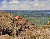 Claude Monet The Gorge at Varengeville painting