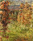 Claude Monet The House among the Roses 2 painting