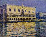 Claude Monet The Palazzo Ducale painting