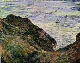 Claude Monet View Over The Seas painting