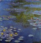 Claude Monet Water-Lilies 20 painting