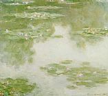 Claude Monet Water-Lilies 25 painting