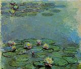 Claude Monet Water-Lilies 43 painting