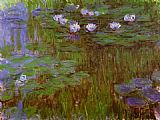 Claude Monet Water-Lilies 44 painting