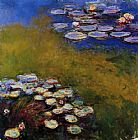 Claude Monet Water-Lilies 46 painting