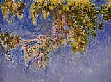 Claude Monet Wisteria 1 painting