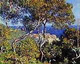 Claude Monet bordighera 1884 painting