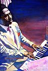 David Lloyd Glover Bud Powell Piano Bebop Jazz painting