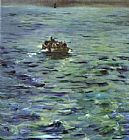 Edouard Manet The Escape Of Rocherfort painting