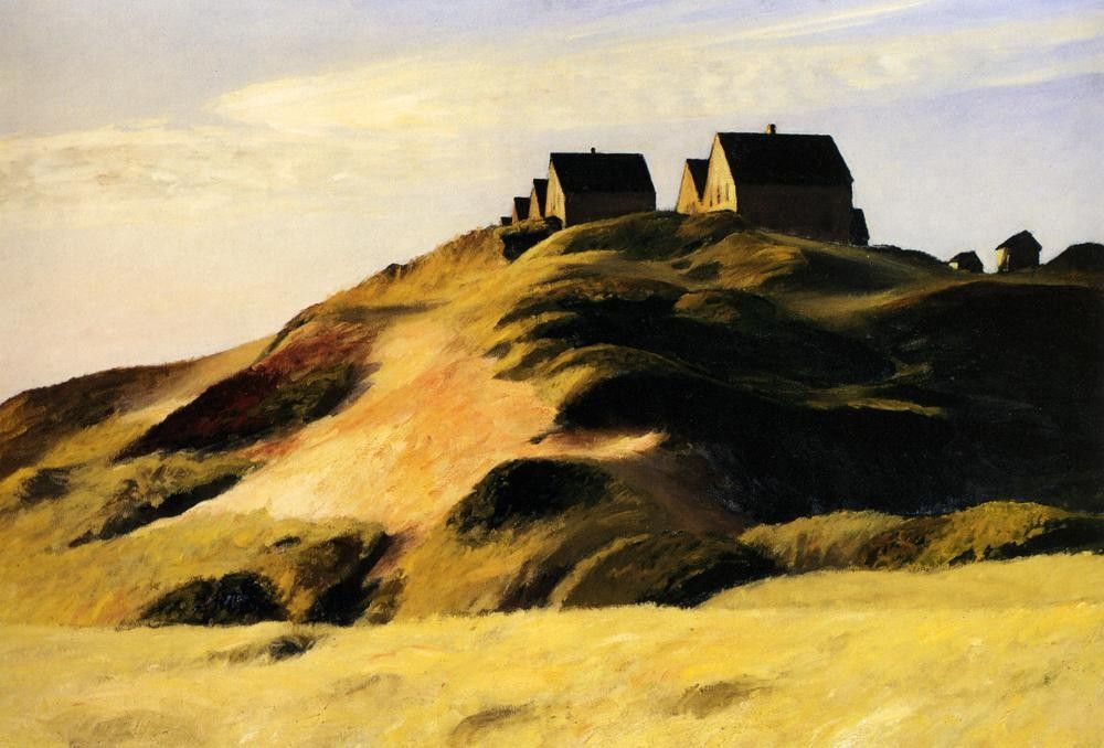 Edward Hopper Corn Hill Truro Cape Cod