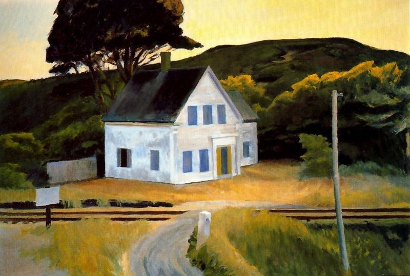 Edward Hopper Dauphinee House