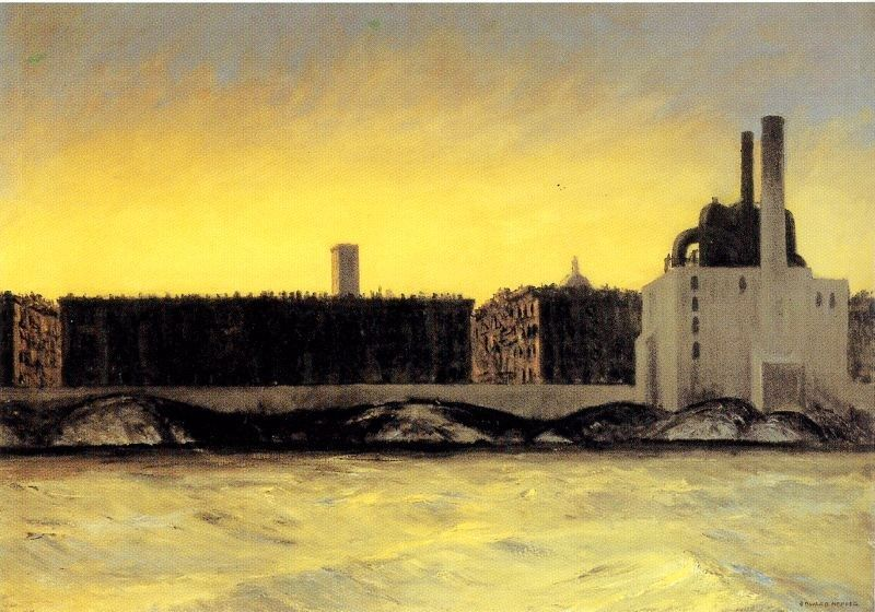 Edward Hopper East River