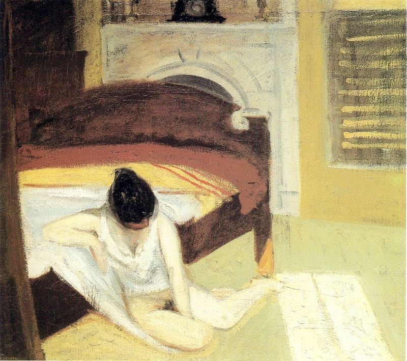 Edward Hopper Summer Interior
