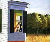 Edward Hopper Cape Cod Morning painting