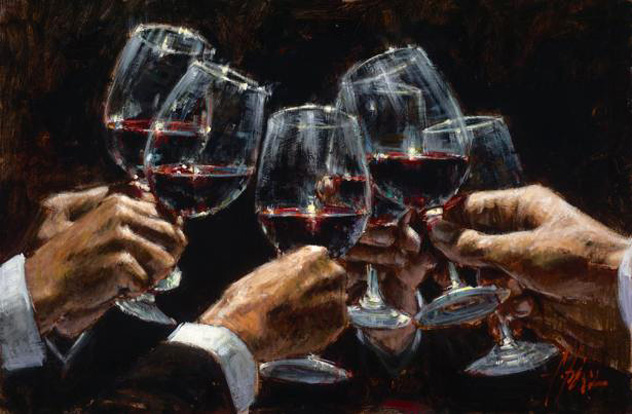 Fabian Perez FOR A BETTER LIFE VI