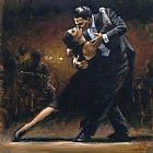 study for celebration Paintings - Study for Tango V